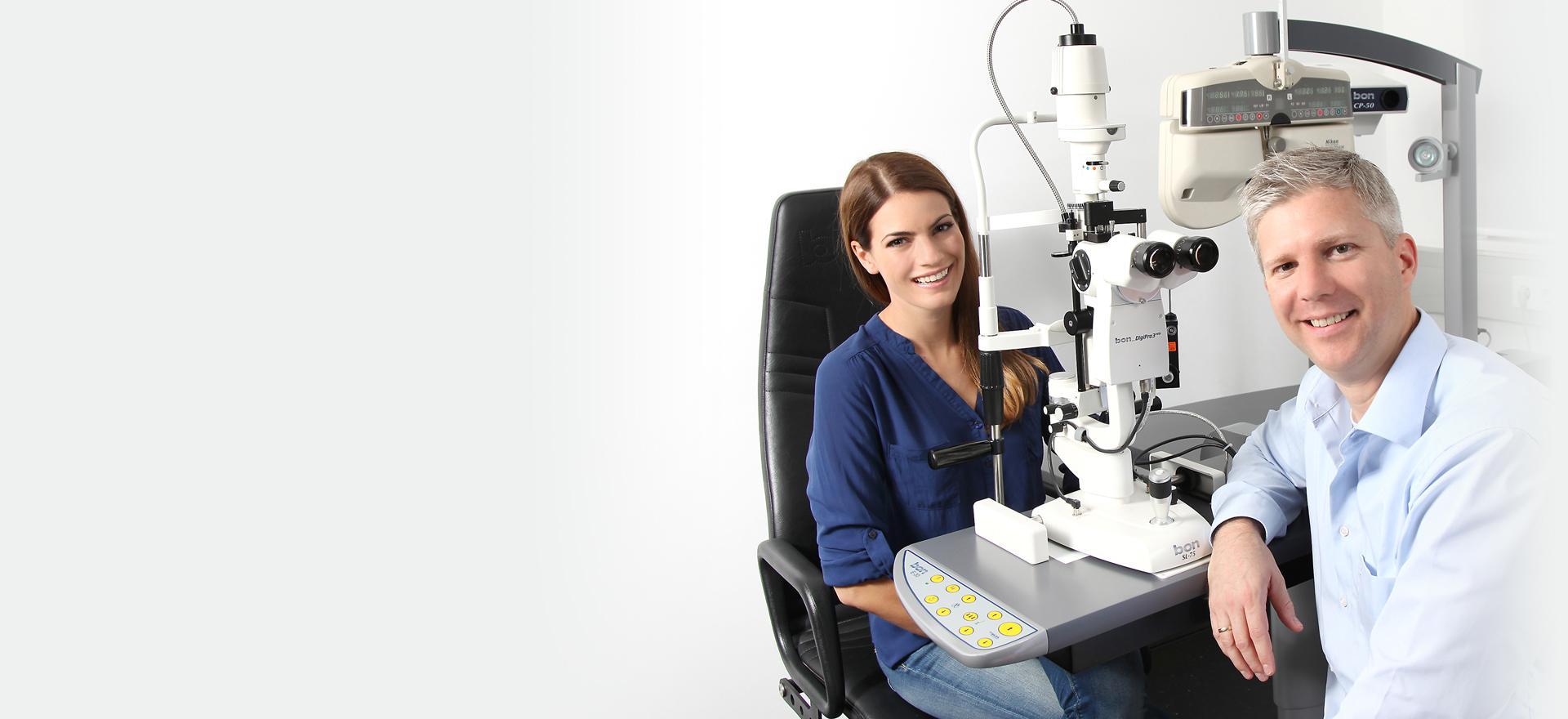 Ablauf Augenlaser-Behandlung im Augenlaserzentrum VS-Villingen