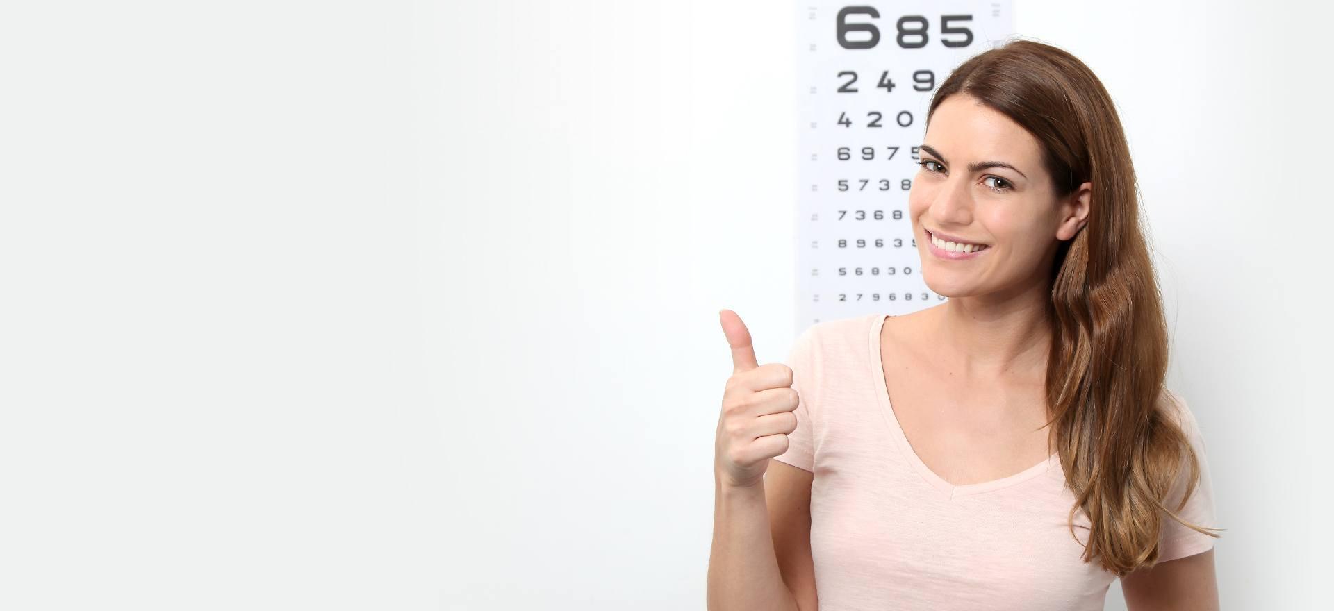 Femto-LASIK Augenlasern im Augenlaserzentrum VS-Villingen